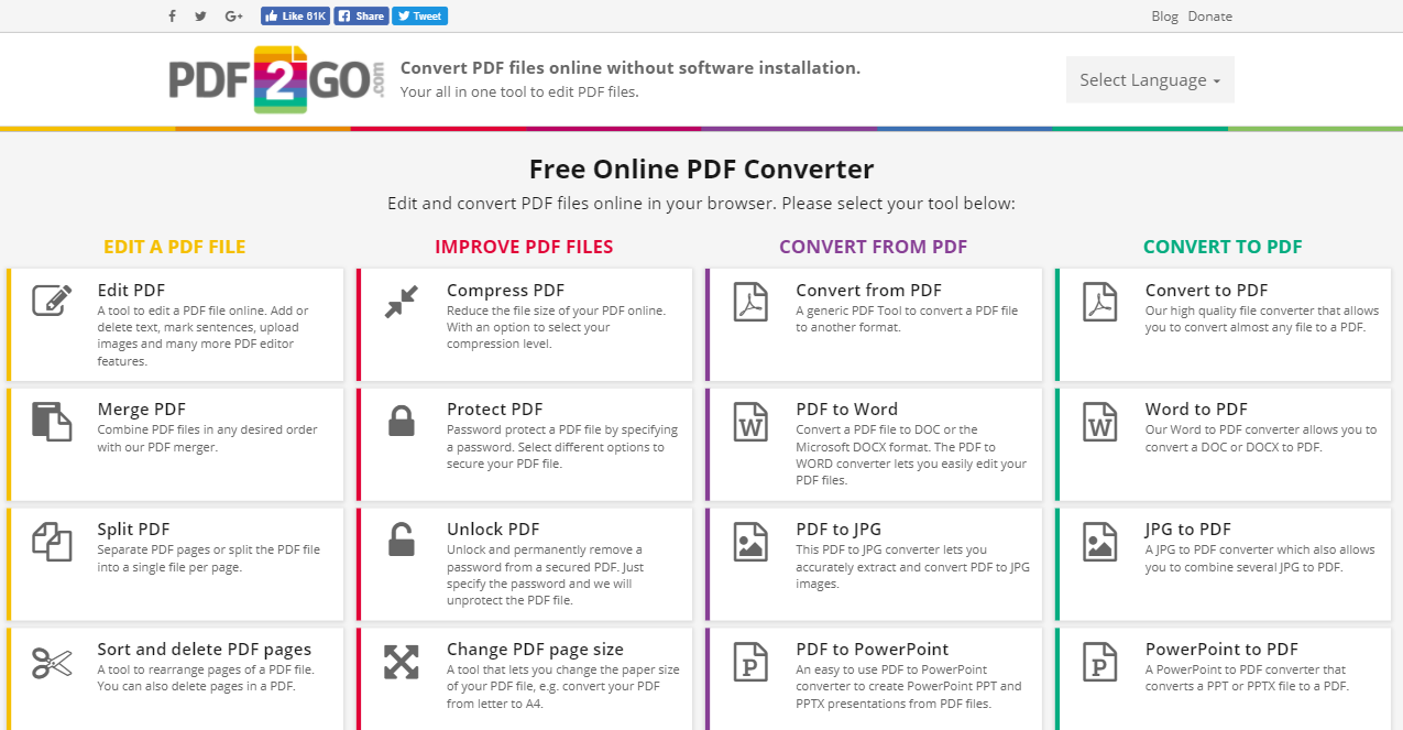Convert Word To Pdf Convert Your Word Document To Pdf Online