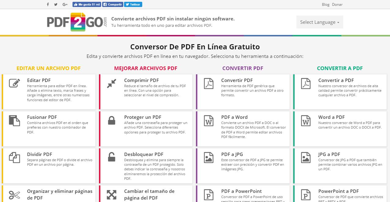 Convertir Pdf A Word Convierte Tu Pdf A Un Documento Editable En Línea